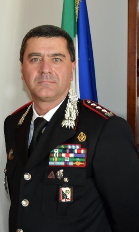 Il Colonnello Giuseppe Battaglia saluta la Provincia di Reggio Calabria    DeliaPress.it
